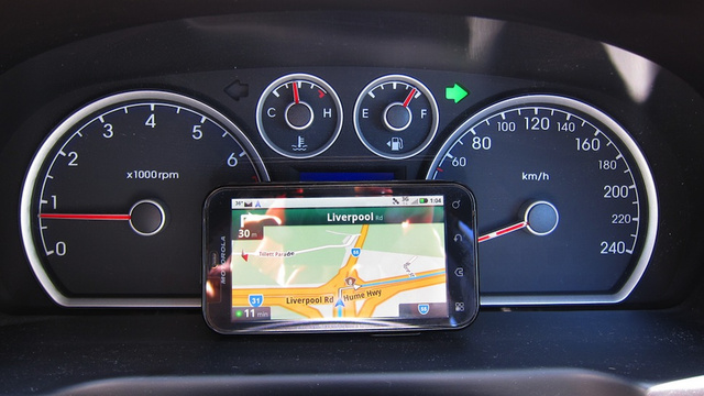 Most Popular Car GPS Unit: Your Smartphone