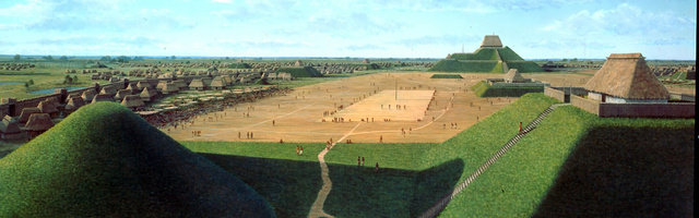 A mysterious fire transformed North America's greatest city in 1170