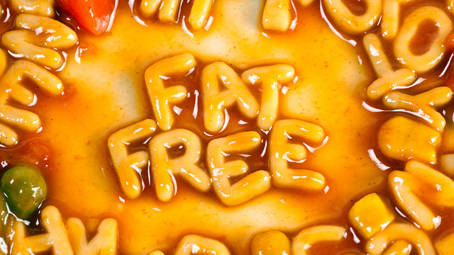 "What ""Fat Free"" Actually Means on a Nutrition Label"