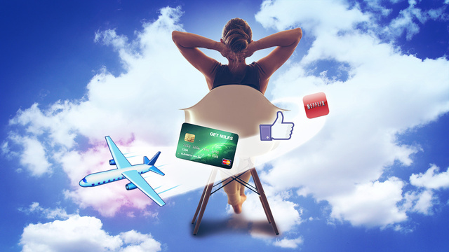 10 Ways to Earn Frequent Flyer Miles Without Boarding a Flight