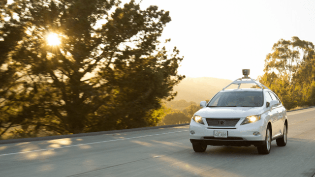 What's Keeping Self-Driving Cars Off the Road?