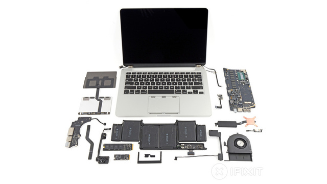 13- and 15-Inch MacBook Pro Teardown: Wild Guts, Pray They Never Fail