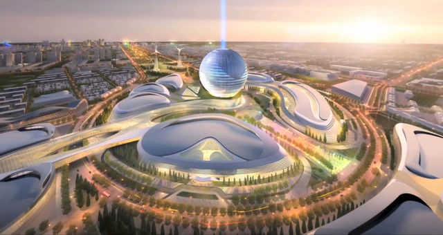 Earth's first city of the future is coming in 2017 and it looks awesome