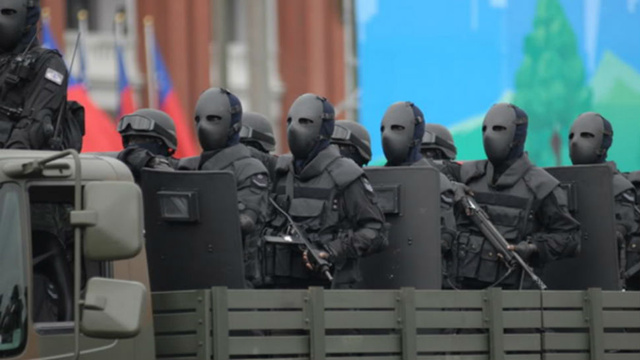 Taiwan's New Special Forces Uniforms Are Wearable Nightmare Fuel