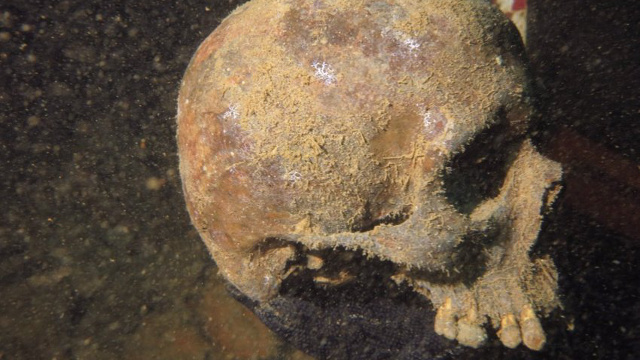 Archaeologists Find Sunken Nazi Sub in Indonesia with 17 Skeletons