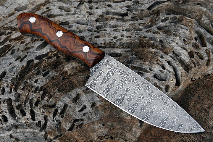 Knives Made From Saw Blades