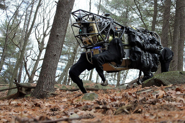 Here's why Google is building a robot army