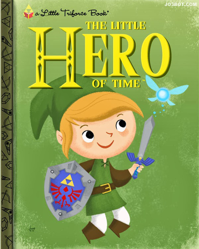 Nintendo Characters Are a Perfect Fit for Children's Books