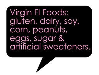The Virgin Diet (not what it sounds like)