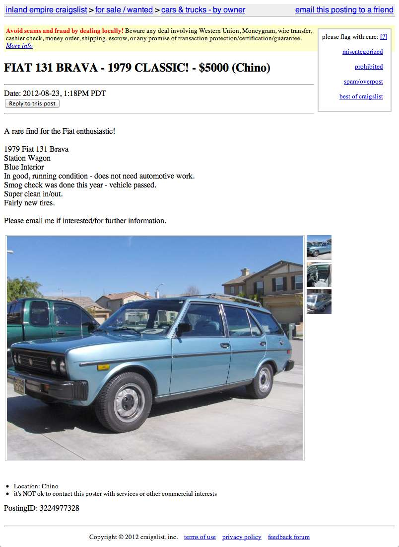 Craigslist Auto Sales Inland Empire New Car Reviews 2019 2020 By
