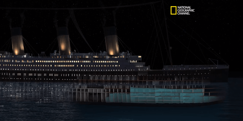 100 Years of the Titanic
