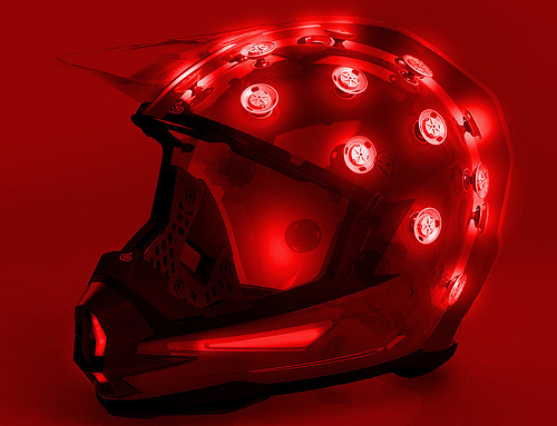 Motorcycle Helmet Technology