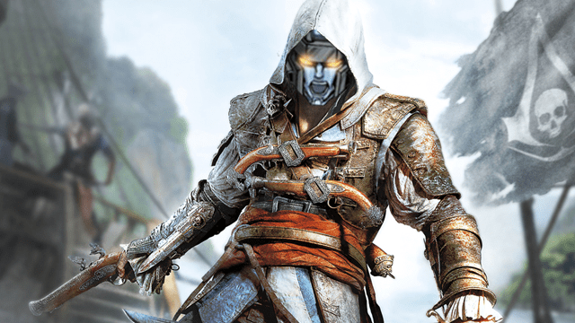 Assassin's Creed IV: Black Flag Is Supposed to Combine The Best of Five Other Assassin's Creeds