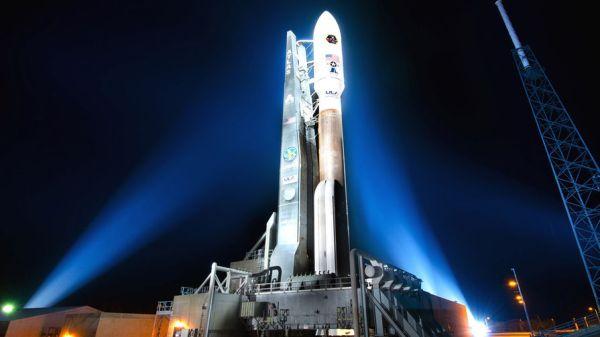 В Космосе Ракеты Фото