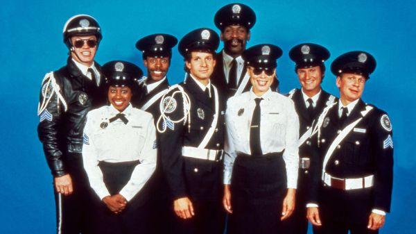 Махоуни объявил о выходе новой части «Полицейской Академии ...