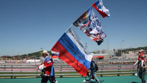 Как в Сочи в 2017 году проходит гонка «Формула-1» - Газета.Ru