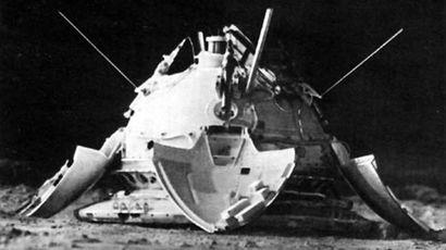 Академик Маров рассказал о первой мягкой посадке зонда на Марс 45 лет назад