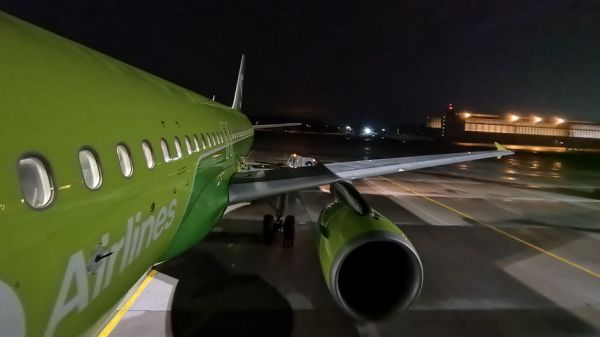 Самолет Новосибирск-Москва экстренно сел в Перми из-за ...