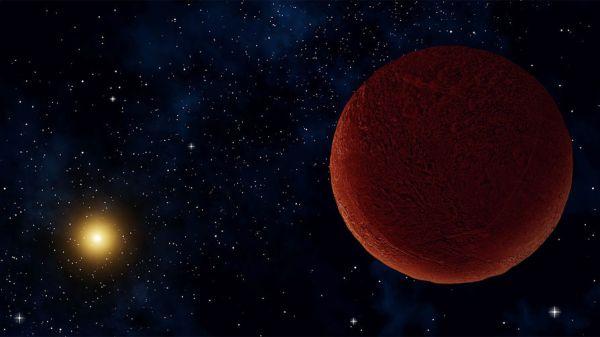 На краю Солнечной системы найдена новая карликовая планета ...