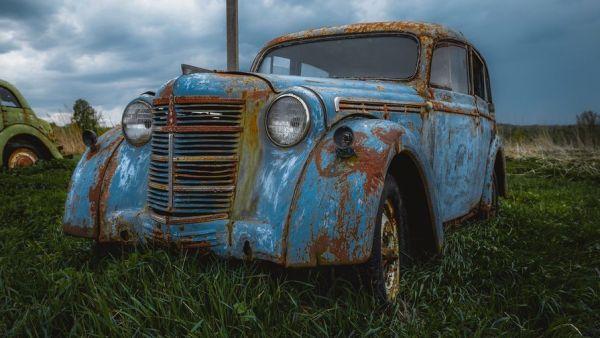 Музей Красинца, или Кладбище советских автомобилей ...