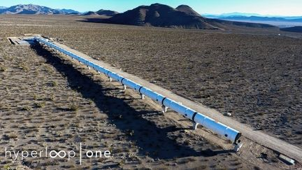 Hyperloop One DevLoop