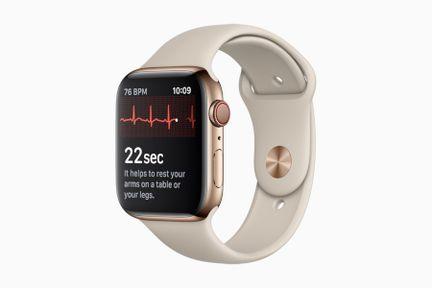 Apple-Watch-Series 4-ECG