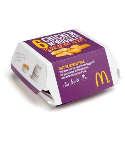 McDonald's : On a classé les aliments selon les calories, et voilà ce qu'il vaut mieux éviter
