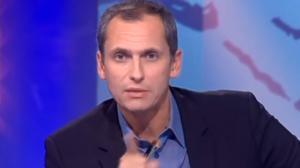 Louis Laforge n'a pas donné les résultats du sondage sur France 3