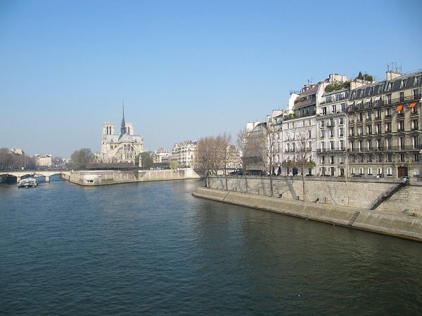 gécaching Paris touristique