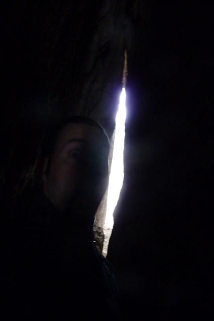 Géocache de la grotte du Grosibou