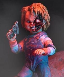 Spirit Halloween 2 Ft Chucky Doll Decoration