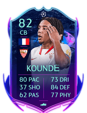 Join the discussion or compare with others! Kounde Fifa 21 : FIFA 21: Ultimate Team #HG | Página 143 ...