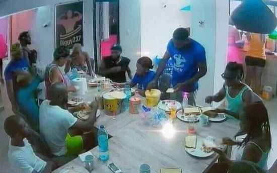 Hunger Will Evict Them - Nigerians Mock Cameroonian Version Of Big Brother Show