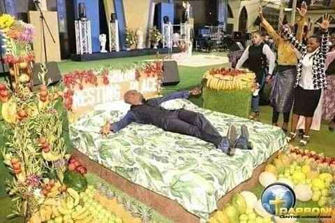 This is What Heaven Looks Like - Pastor Practically Shows His Members (Photos) 3