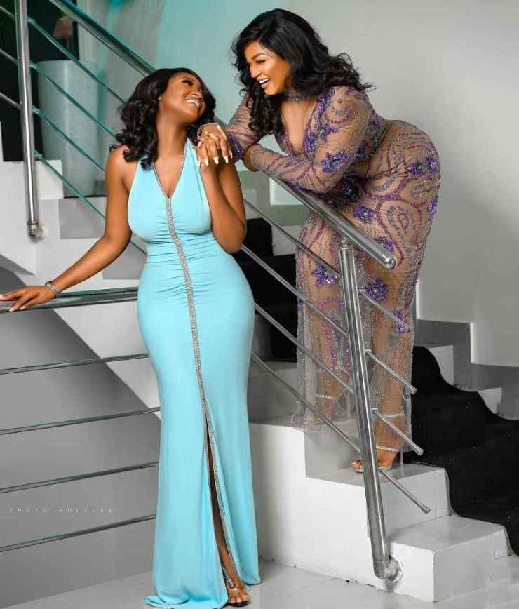 meraiah ekeinde: omotola's daughter wears her mum's dress from over 20 years ago - Meraiah 20Ekeinde 20Dress - Meraiah Ekeinde: Omotola's Daughter Wears Her Mum's Dress From Over 20 Years Ago