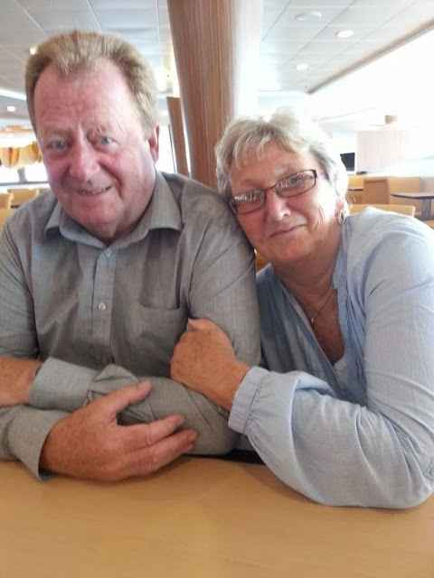 71-Year Old Grandma Jailed With Her Husband For Smuggling £1m Of Cocaine On A Cruise Ship