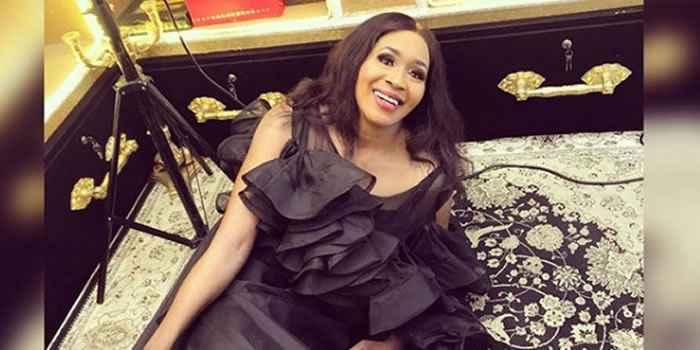 nigerian journalist kemi olunloyo celebrates 55th birthday in style photos 3