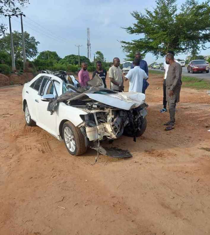 JUST IN! Son Of Late Senate President, Chuba Okadigbo Dies In A Fatal Road Accident (Photos) 7