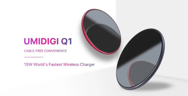 UMIDIGI Q1 Fastest Wireless Charger Announced - Full Specs ...