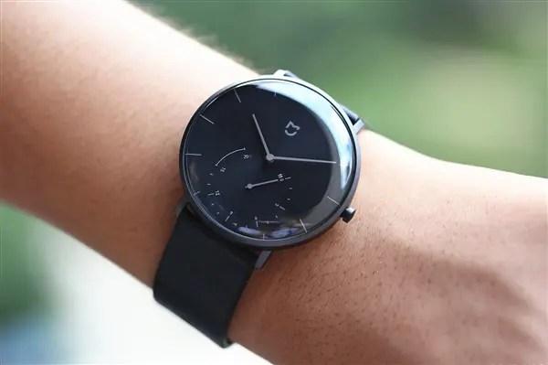 [Deal] Xiaomi Mijia Quartz Waterproof Smartwatch Available ...