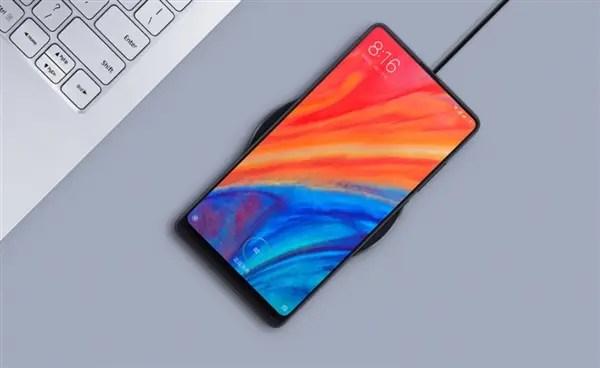 Carregador sem fio Xiaomi 10W Universal Fast Charge lançado por 69 Yuan (US $ 11) 1