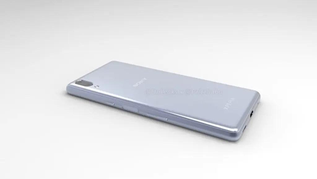 Leak Sony: A capa do Sony Xperia L3 corresponde a renderizações anteriormente reveladas 1