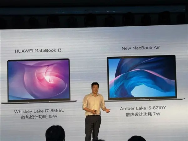 Huawei Matebook 13 lançado oficialmente com a tecnologia Huawei Share 3.0 2