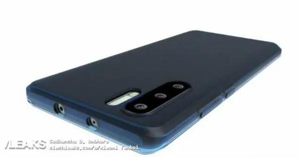 Capa protetora Huawei P30 / P30 Pro mostra design e revela segredos 8