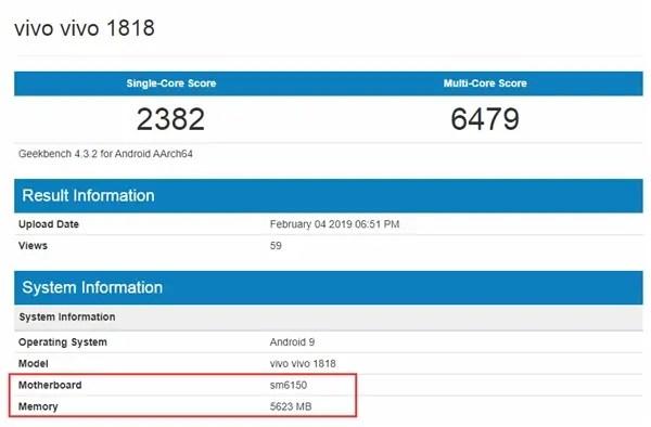 Qualcomm Snapdragon 675 aparece no GeekBench - é melhor que o SD710 2