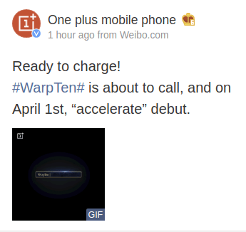 OnePlus prepara carro eléctrico com Warp Charge? 2