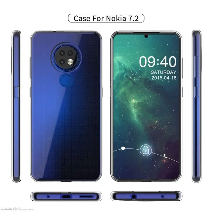 Nokia 6.2 e 7.2 podem chegar já em agosto 2