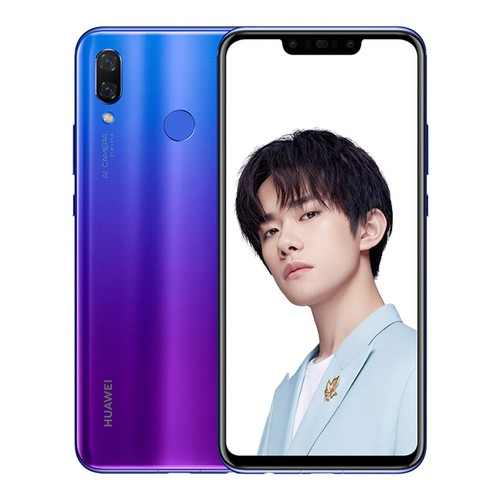 HUAWEI Nova 3 6.3 Inch 6GB 128GB Smartphone Purple