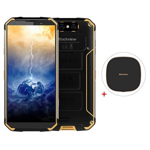 Blackview BV9500 5.7 Inch 4GB 64GB Smartphone Yellow