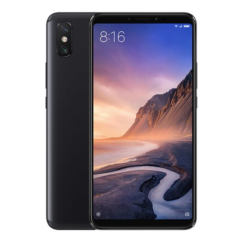 Global Version Xiaomi Mi Max 3 6.9 Inch 4GB 64GB Smartphone Black